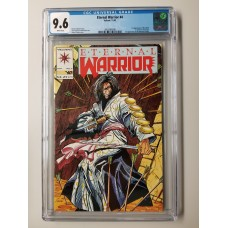 Eternal Warrior #4  CGC 9.6 - 1st Bloodshot Appearance - New Case