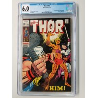 Thor #165  CGC 6.0  1st Full Appearance of HIM (Warlock)