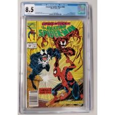 Amazing Spider-Man #362 CGC 8.5 - Carnage / Venom Appearance