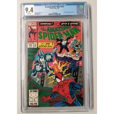 Amazing Spider-Man #376 CGC 9.4 - New Case