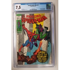 Amazing Spider-Man #97  CGC 7.5 New Case
