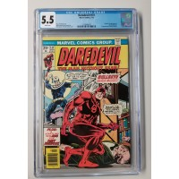 Daredevil  #131 CGC 5.5 - 1st Appearance and Origin of New Bullseye - New Case