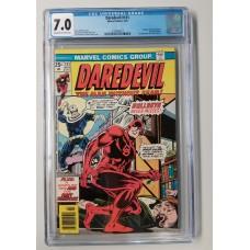 Daredevil  #131 CGC 7.0  - 1st Appearance and Origin of New Bullseye - New Case