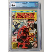 Daredevil  #131 CGC 8.0  - 1st Appearance and Origin of New Bullseye - New Case