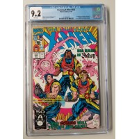 Uncanny X-Men #282 CGC 9.2 - 1st Appearance of Bishop - New Case
