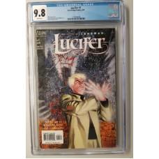 Lucifer #1 CGC 9.8  -  DC/Vertigo Comics - New Case