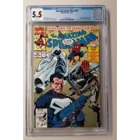 Amazing Spider-Man #355  CGC 5.5 -  New Case