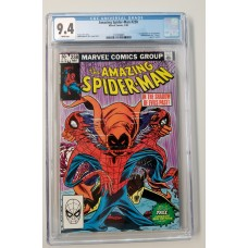 Amazing Spider-Man #238  CGC 9.4 - 1st Appearance of the Hobgoblin