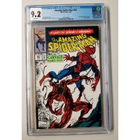 Amazing Spider-Man #361 CGC 9.2 - 1st Full Appearance of Carnage -  1st Print  - New Case