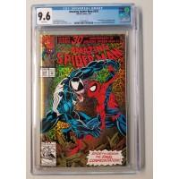 Amazing Spider-Man #375 CGC 9.6 - Holo-Grafx Cover - New Case