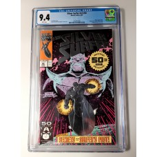 Silver Surfer #V3 #50 CGC 9.4 First Printing NEW CASE