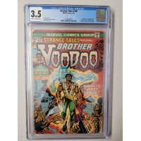 STRANGE TALES #169  CGC 3.5 - 1ST APPEARANCE OF BROTHER VOODOO