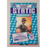 STATIC #1 Collector's Edition Sealed Polybag Set - Plenty of Pictures - Ungraded