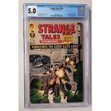 Strange Tales #138 - CGC 5.0 - 1st Appearance of Eternity