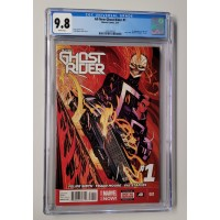 ALL-NEW GHOST RIDER #1 - CGC 9.8 - 1ST APPEARANCE ROBBIE REYES - New Case