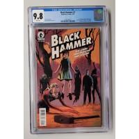 Black Hammer #1 CGC 9.8 -  New Case