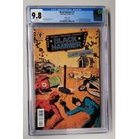 Black Hammer #1 CGC 9.8 - Variant Cover -  New Case