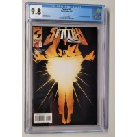 Sentry #1 CGC 9.8  1st Sentry Appearance - White Pages