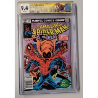 Amazing Spider-Man 238 CGC SS 9.4 Signed Sketched by Romita Jr - 1st Hobgoblin
