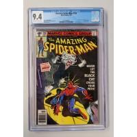 Amazing Spider-Man #194 CGC 9.4 - Newstand - 1st Black Cat