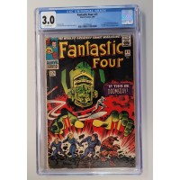Fantastic Four #49 CGC 3.0 - 1st Galactus