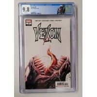 Venom #3 CGC 9.8 - White Pages  -  Venom Label