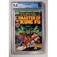 MARVEL SPECIAL EDITION #15 CGC 9.2 - 1st Shang-Chi Appearance