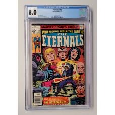 Eternals #13 CGC 8.0 - 1st Gilgamesh The Forgotten One - Eternals Movie