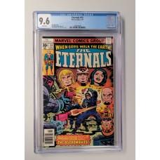 Eternals #13 CGC 9.6 - 1st Gilgamesh The Forgotten One - Eternals Movie
