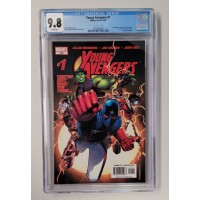 YOUNG AVENGERS #1 CGC 9.8 - White Pages - 1st Young Avengers Appearance