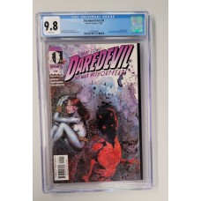 DAREDEVIL #9 CGC 9.8 - White Pages - 1ST ECHO APPEARANCE