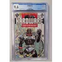 Hardware #1 CGC 9.6 - 1st Hardware Appearance - Collector's Edition - New Case