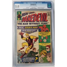 DAREDEVIL #1 CGC 5.0 ORIGIN & 1ST APPEARANCE OF DAREDEVIL