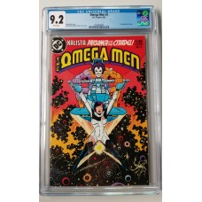 Omega Men 3 -1st Appearance of Lobo - CGC 9.2