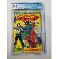 Amazing Spider-Man #129 CGC 5.0