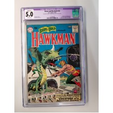BRAVE AND THE BOLD #34 CGC 5.0
