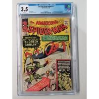 Amazing Spider-Man #14 CGC 3.5 - New Case