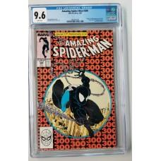 Amazing Spider-Man #300 CGC 9.6