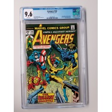 Avengers 144 CGC 9.6 - Patsy Walker becomes Hellcat